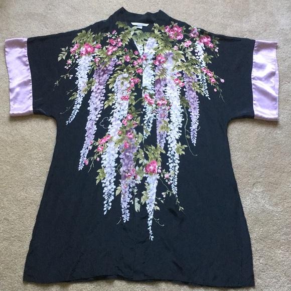 Victoria\'s Secret Intimates & Sleepwear | Vintage Silk Victoria ...